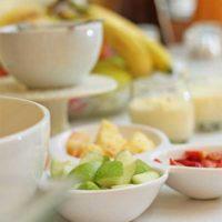 breakfast fruit salad
